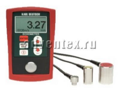 Ультразвуковой толщиномер ECHOMETER 1075 Basic фото 1