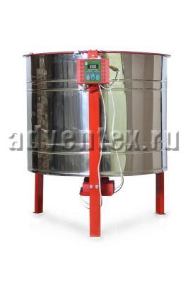 Медогонка 4-х рамочная автоматическая под рамку Дадан-Блатта фото 1