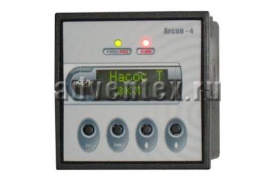 Свободно конфигурируемый контроллер Arcon-4
