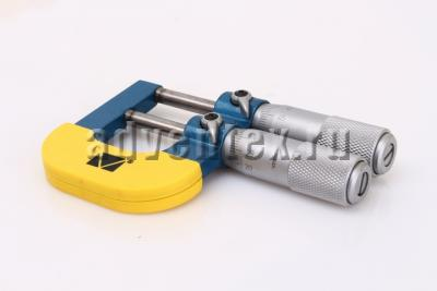 Микрометр предельный (двушкальный) МКП