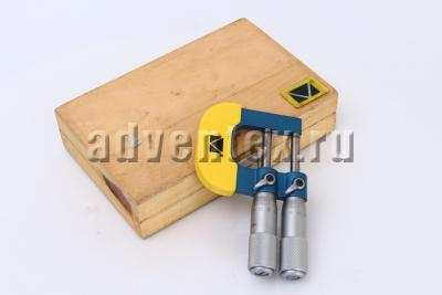 Микрометр предельный МКП с футляром