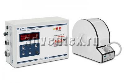 Устройство прогрузки автоматических выключателей до 1 кА