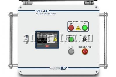 Установка высоковольтная испытательная VLF-60