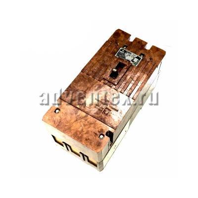 Фото Автоматические выключатели А3718Б