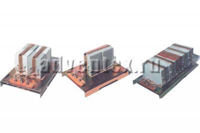 Фото блоков конденсаторов БК-401М