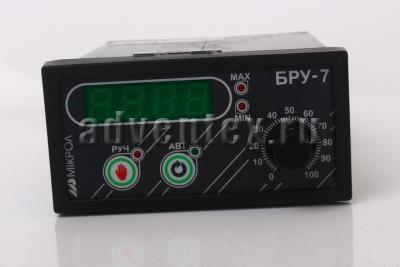 Блок ручного управления БРУ-7 фото1