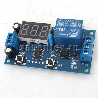 Циклическое реле времени SRD-12VDC-SL-C - фото 1