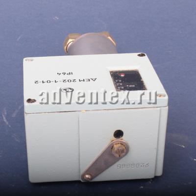 Датчик-реле давления ДЕМ 202 - фото 1