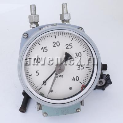 ДСП-4Cr-M1 дифманометр сигнализирующий - фото 1