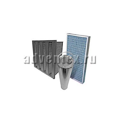 Фильтры угольные (сорбционные) - общий вид