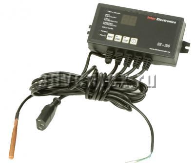 IE-24 Автоматика для твердотопливного котла фото 1