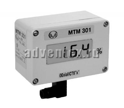 Индикатор с питанием от токовой петли МТМ301