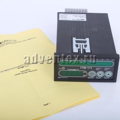 ИТМ-111, ИТМ-111В индикаторы - фото №1