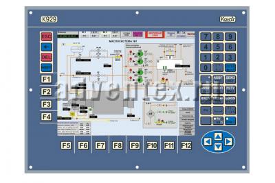 Панель ввода и отображения информации К929