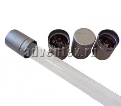 Колпачок-пробка алюминиевый К-1