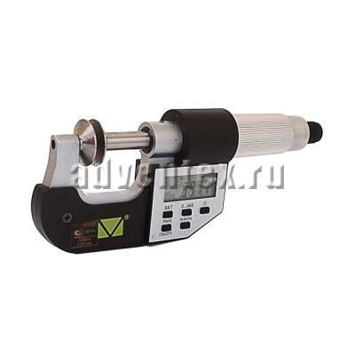Микрометр зубомерный цифровой МЗЦ-25