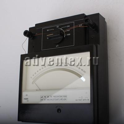 Милливольтмикроамперметр М2005 (М109 ) фото 1