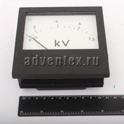 Общий вид Э365 вольтметра