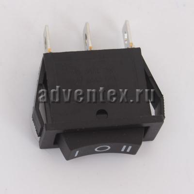 KCD3-103 переключатель клавишный - фото 1
