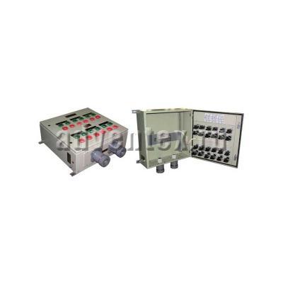Пульт управления взрывозащищенный для буровых установок с дизельным приводом ПУВ-ДП
