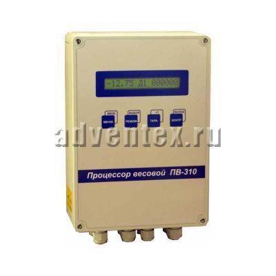 Процессор весовой ПВ - 310 для системы учета мешков СУМ-232