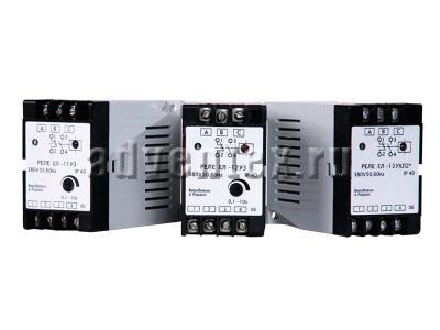 Реле контроля трехфазного напряжения ЕЛ-11