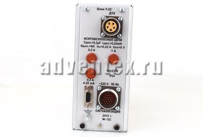 Сигнализатор горючих газов ЩИТ-2-20 фото1