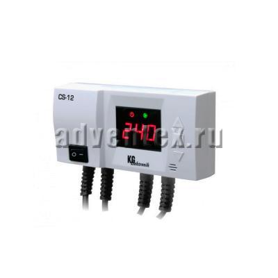Фото терморегулятора KG Elektronik CS-12