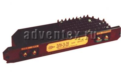 Усилитель с защитным устройством и фильтром ЭЛУ-З-35 фото 1
