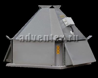 Вентиляторы крышные радиальные УКРОС-ДУ/ДУВ фото 1