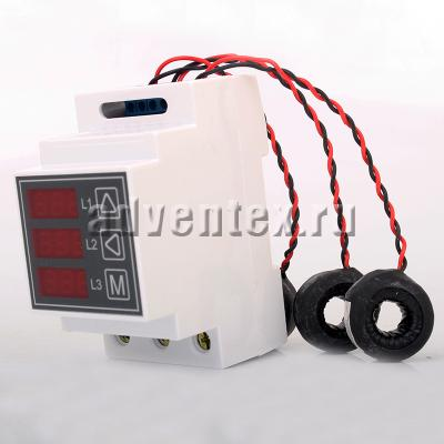 Защита электродвигателей ТЗД-3Ф-100 фото 1