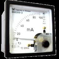 Амперметр ЭА0300 фото1