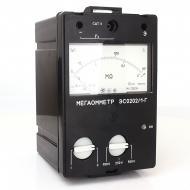 Мегаомметр ЭС0202/1Г - вид спереди