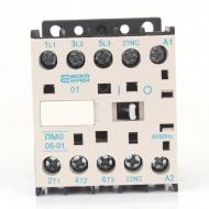 Миниатюрный пускатель ПМ 0-06-01 (LC1-K0601) - фото 1