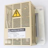 Преобразователь напряжения EX150-110/220C-02 - вид спереди