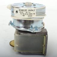 Редуктор Б-13.673.11 с двигателем ДСМ-0,2П - спереди