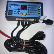 Регулятор температуры KOMFORT EKO P N11 - общий вид 1