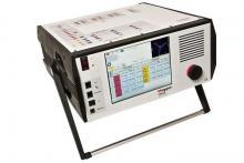 Фото системы для испытания релейной защиты FREJA