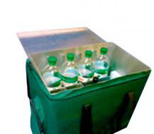 Сумка-холодильник для проб воды СХВ-4 фото1