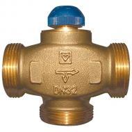 Трехходовый термостатический клапан Herz CALIS-TS-RD 1 DN25 1 7761 40  фото 1