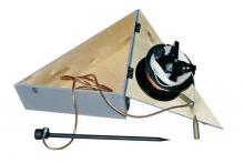 Заземление ЗНЛ для проводов ВЛ 10кВ
