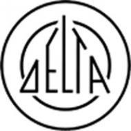 """Логотип компании КП """"Дельта"""""""