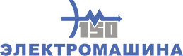 Электромашина - логотип