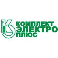 Логотип компании «Комплектэлектро Плюс»